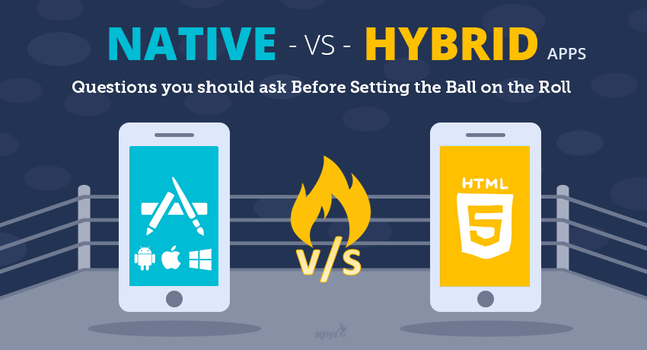 Native vs Hybrid Apps  - Which one to pick by jameswilliam723