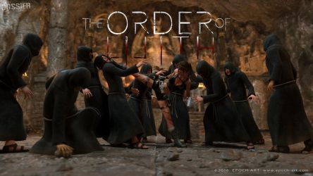 Dossier 013: The Order of Lilith - Available Now by Epoch-Art