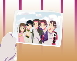 APH: Family photo by MewCherrii