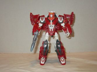 Transformers Customs 011A - Elita-1 by EchoWing