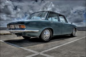 New Mazda HDR by kippen