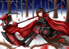 Ruby Rose by Astrea-Lin