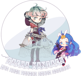 [Preview] Gacha Maniacs - Time Adopt by Lunarmole