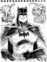 Batman and pests by Axel13-Gallery