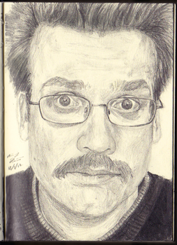 John Green by CaptnArrri