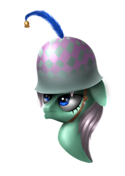 Silly Hat by TheGentlemanCupcake
