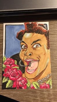 ACEO -- Ruby Rhod by The-Z