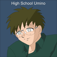 BSSM: High School Umino by Nyxity