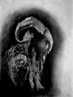 Pan's Labyrinth-The Faun by Summerinx