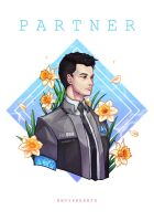 Detroit: Become Human [Partner] by Envy4hearts