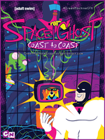 Space Ghost Coast to Coast Poster by GreenMachineGraphixs