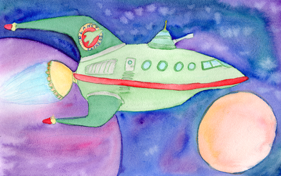 Planet Express by Enuwey