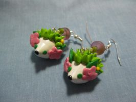 Shaymin Earrings