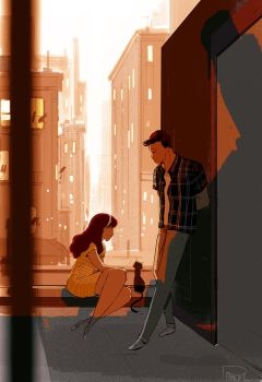 Quietly. by PascalCampion