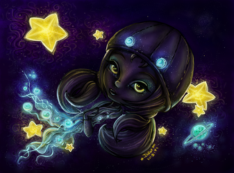 Zodiac - Cancer by *JadeDragonne Reloaded by Suiish
