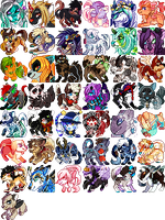 Icon Hoard by Sadbloom