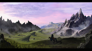 Land of Pikes by Enthing