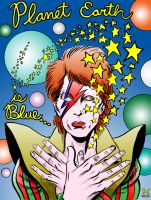 David Bowie Tribute by IanJMiller