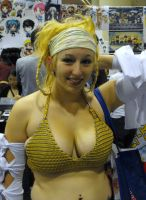 FanExpo Chainmail mayhem 16 by japookins