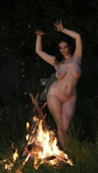 fire by photographer4
