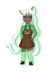 Green is not a creative color (Request) by KatelynCantDraw