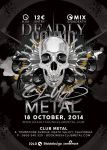 Deadly Sound Club Metal Party by n2n44