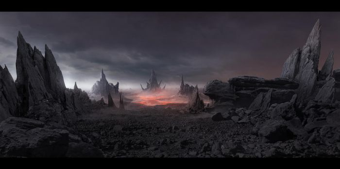 No mans land by AndreeWallin