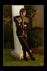 Squall - Night Out by Kuragiman
