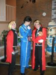 At the FMA movie by Anime-Banzai-Group