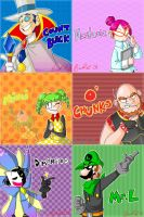 SPM: The Army of Bleck by BechnoKid