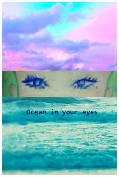 Ocean in your eyes by thelostlolie