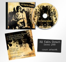 All Falls Down demo cover art by Northanger