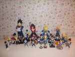 All of my Vegeta 2 by Lady-Shaina