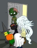Trick or Treat by Blitzkrieg1701