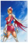 Battle of the Planets Princess Swan by jamietyndall