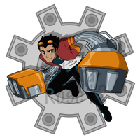 Generator Rex by Sakura-Rose12