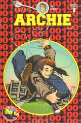 Archie 1 MM Comics Variant Cover by Chris Foreman by chris-foreman