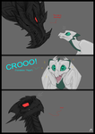 Dragyn Meets... Adluin by CoffeeAddictedDragon