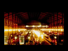 Gare du Nord by jeff420