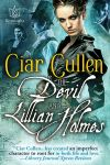 Cover art: The Devil and Lillian Holmes by annecain