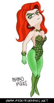 Poison Ivy by chinopisces