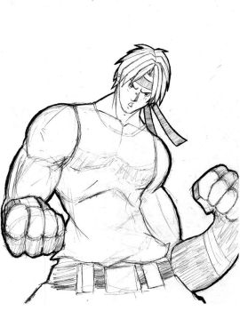 Bare Knuckle-Streets of Rage by Shin-Kensou