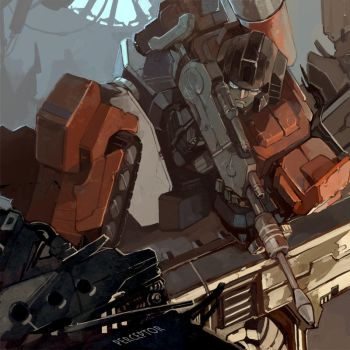 SNIPER PERCEPTOR by ENTERlv2