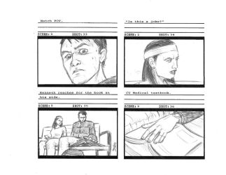 Storyboards 11 by PeteBL