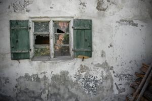 Window in Bavaria by doches