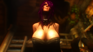 Dem Tits #4....Different Perspective.... by TheEldersScrollsGuy