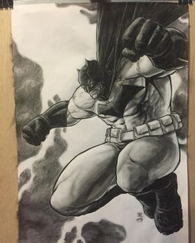 DARK KNIGHT by deemonproductions