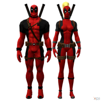 MH - Deadpool Pack III by MrUncleBingo