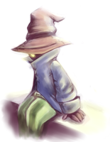 Vivi's thoughts by RinTheYordle
