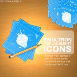 Smultron Replacement Icon V.2 by jpeele